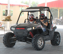 Quad bike rental, Dune buggy tour and rental Dubai, Polaris 4x4 rental, hire dubai -1