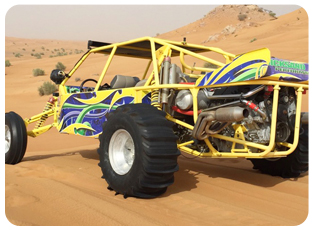 Rent a Buggy in Dubai -V8 Dune Buggy Tour Self Drive – Custom V8 Buggy Tour Package