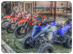 dirt bike, Enduro, trail bike rapror 700 tour and rental dubai sharjah
