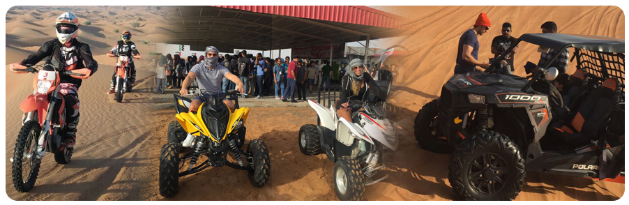 quad bike, atv bike, polaris offroad 4x4 dune bike adventure tour dubai-1